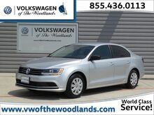 2016 Volkswagen Jetta Sedan  The Woodlands TX