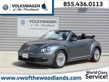 2016 Volkswagen Beetle Convertible 1.8T S The Woodlands TX