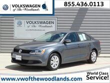 2014 Volkswagen Jetta Sedan SE The Woodlands TX