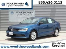 2015 Volkswagen Jetta Sedan 1.8T SE w/Connectivity The Woodlands TX