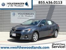 2015 Toyota Corolla S The Woodlands TX