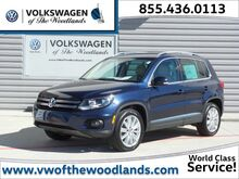 2014 Volkswagen Tiguan SE The Woodlands TX