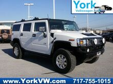 2003 HUMMER H2 W/LEATHER-BOSE-SUNROOF-AWD-CHROME PACKAGE York PA