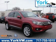 2015 Volkswagen Tiguan SE 4MOTION W/APPEARANCE-PANO ROOF-REAR CAMERA- York PA