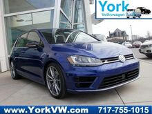 2017 Volkswagen Golf R BLACK York PA