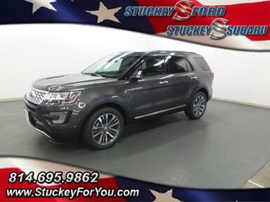 2017 Ford Explorer Platinum Altoona PA