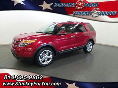 2012 Ford Explorer Limited Altoona PA