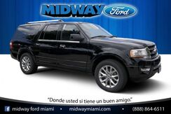 2017 Ford Expedition EL Limited Miami FL