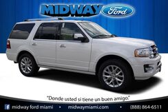 2017 Ford Expedition Limited Miami FL