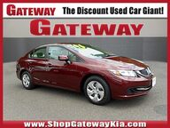 2013 Honda Civic Sdn LX Quakertown PA