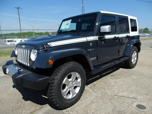 2017 Jeep Wrangler Unlimited Chief Edition Winder Ga 18009852