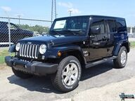 2016 Jeep Wrangler Unlimited Sahara Winder GA