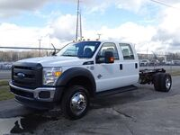 Ford Super Duty F-550 DRW XL 2015