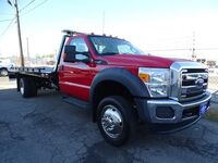 Ford Super Duty F-550 DRW XL 2014