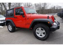2016 Jeep Wrangler Sport Boston MA