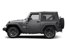 2017 Jeep Wrangler Sport Boston MA