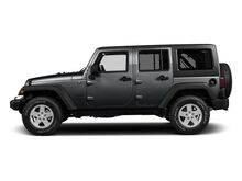 2017 Jeep Wrangler Unlimited Sport Boston MA