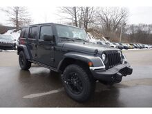 2017 Jeep Wrangler Unlimited Winter Boston MA
