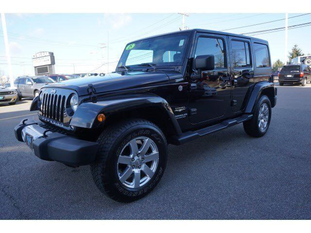 Oil Change On Jeep Wrangler Unlimited Autos Post