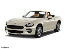 2017 FIAT 124 Spider Classica Norwood MA
