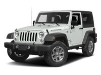 Jeep Wrangler Rubicon Hard Rock 2016