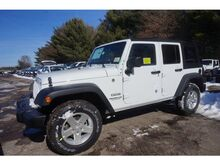 2017 Jeep Wrangler Unlimited Sport Brockton MA