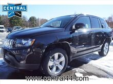 2017 Jeep Compass Latitude Brockton MA