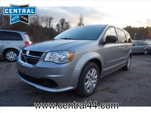 2017 Dodge Grand Caravan SE Brockton MA