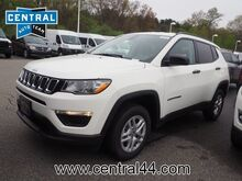 2017 Jeep Compass Sport Brockton MA