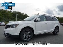 2017 Dodge Journey Crossroad Plus Brockton MA
