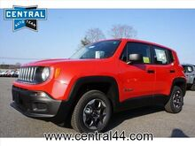 2016 Jeep Renegade Sport Brockton MA