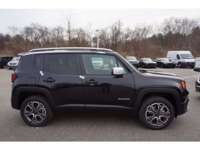 2016 Jeep Renegade Limited Raynham MA 12337607