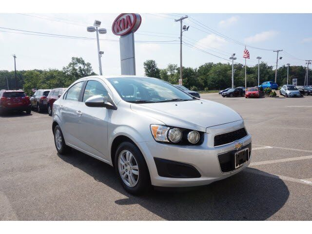 2014 Chevrolet Sonic LT Boston MA