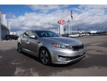 Kia Optima Hybrid EX 2013