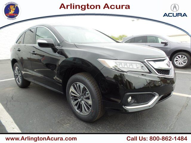 2017 acura rdx awd with advance package palatine il 16038889. Black Bedroom Furniture Sets. Home Design Ideas