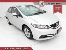 2013 Honda CIVIC SDN LX Salt Lake City UT