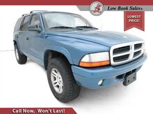 2002 Dodge DURANGO SLT Salt Lake City UT