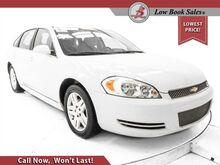2012 Chevrolet IMPALA LT Fleet Salt Lake City UT