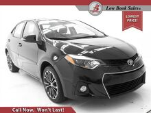2015 Toyota Corolla S Plus Salt Lake City UT