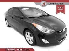 2013 Hyundai ELANTRA GLS PZEV Salt Lake City UT