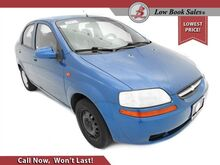 2004 Chevrolet AVEO  Salt Lake City UT