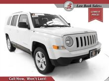 2016 Jeep Patriot LATTITUDE 4WD Salt Lake City UT