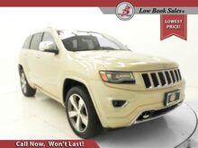 2014 Jeep GRAND CHEROKEE Overland 4WD HEMI Salt Lake City UT
