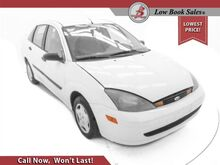 2004 Ford FOCUS LX SEDAN 4D LX Salt Lake City UT