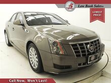 2012 Cadillac CTS SEDAN Luxury AWD Salt Lake City UT
