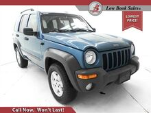 2003 Jeep LIBERTY SPORT UTILITY 4D Sport Salt Lake City UT