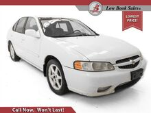 2000 Nissan ALTIMA SE Salt Lake City UT