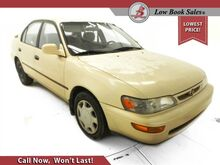 1996 Toyota COROLLA DX Salt Lake City UT