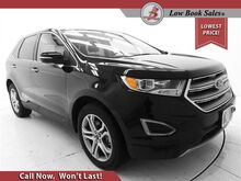 2016 Ford EDGE Titanium AWD Salt Lake City UT