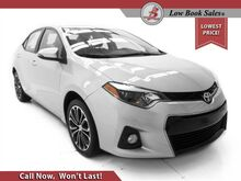 2014 Toyota Corolla S Plus Salt Lake City UT
